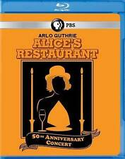 Arlo Guthrie: Alices Restaurant - 50th Anniversary Concert (Blu-ray Disc, 2016)