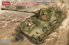 Amusing Hobby Panther II Prototype design 1:35 prenotazione/PREORDER!!!