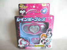 FUTARIWA PRECURE PRETTY CURE WHITE BLACK RAINBOW BRACELET COSPLAY BANDAI JP NEW
