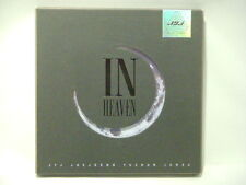 JYJ IN HEAVEN BLACK Version CD K-POP
