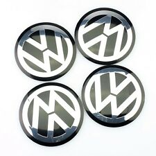 Logo Cover Decal 90MM Cap Emblem Wheel Center Hub for VW Passat Jetta Golf MK4