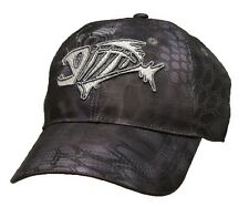 G. Loomis Kryptek Camo Cap, Black (Adjustable)