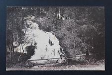 Carte postale ancienne CPA BOSMELEAC - Cascade à la sortie du Barrage