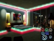 Nubee® Flexible Color Changing RGB Ribbon Flexible LED Light Strip