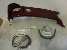 HARLEY SOFTAIL STREET STALKER DASH PANEL CUSTOM W/KITS BURGUNDY PEARL 71290-97DF