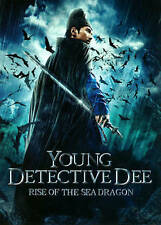 Young Detective Dee: Rise of the Sea Dragon ( DVD  New  i 2013 Action Mark Chao