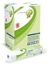 Lenzuolo medico di carta 2 veli monouso in rotolo per lettino massaggio 80 M