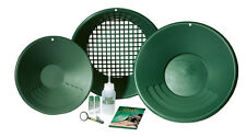 Garrett Gold Pan Kit Gold mining supplies pay dirt prospecting tools #1651300