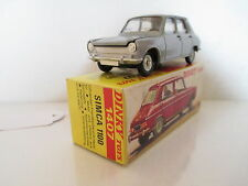 FRENCH DINKY 1407 SIMCA 1100 MIB 9 EN BOITE VERY NICE L@@K