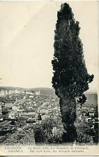 CARTE POSTALE / POSTCARD / GREECE / GRECE SALONIQUE LA HAUTE VILLE  ACROPOLE