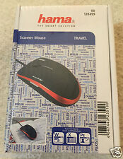 Hama Scanner mySCAN Mouse (2in1) # 52343 > Nuovo < il più economico troverete!!
