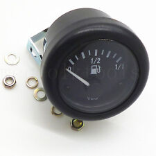 "2""/52mm Fuel Gauge Meter Tester 24V System For Car Auto Motorcycle Truck Boat"