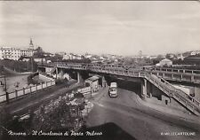 # NOVARA: IL CAVALCAVIA DI PORTA MILANO   1953