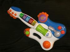 AWESOME Chicco GUITAR! Tons of DIFFERENT Sounds, Music & 3 PLAY Modes+LED Lights