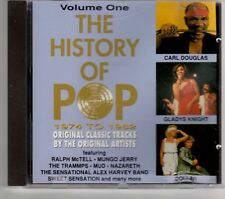 (GT554) The History Of Pop 1974 To 1982 Vol. 1 - 1993 CD