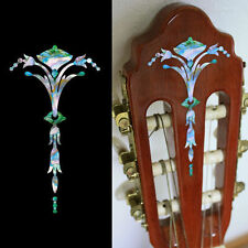 New Old Torch Abalone-Mixed Fret Markers Inlay Sticker Decal Guitar Bass Japan