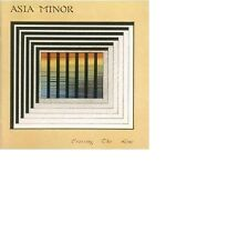 ASIA MINOR: Crossing the line (1979); with flute; their first one; progressive