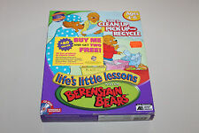 BERENSTAIN BEARS life's little lessions Time to Clean Up, Pick Up and Recycle PC