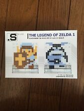 The Legend of Zelda .S dots block toy Limited color version Nintendo LEGO