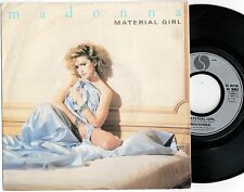 """Madonna Material Girl (17159) 7"""" Single 1985 Sire W 9083"""