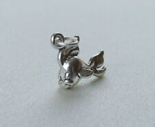 FANTAIL GOLDFISH FISH 3D CHARMS CHARM 925 STERLING SILVER