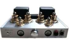 Little Dot MK VIII SE MK 8 SE Balanced Headphone Amplifier Silver