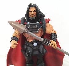 COUNT MARZO w/CUSTOM SPEAR • C8-9 • MASTERS OF THE UNIVERSE CLASSICS