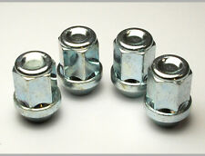 M12 x 1.5, 21mm Hex Alloy Wheel Nuts. Set of 4.