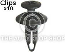 Panel Clips Trim Clips 6,3 - 7,5MM Ford Galaxy/Mondeo Part 10345fo 10 Pack