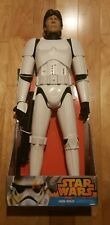 Star Wars 31 Inch HAN SOLO STORMTROOPER Action Figure Ships 24 hrs!