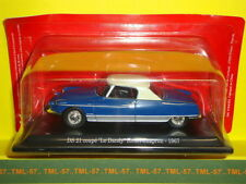 "Voiture 1/43e Atlas CITROEN DS - DS 21 Coupé ""Le Dandy"" Henri Chapron - 1967"