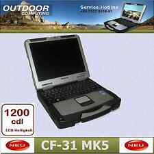 Panasonic Toughbook CF-31 MK-5 2,3 GHz Touchscreen 1200 cdl USB 3.0 NEUGERÄT