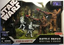Star Wars Force Unleashed - Attack on Kashyyyk Battle Pack - Target Exclusive