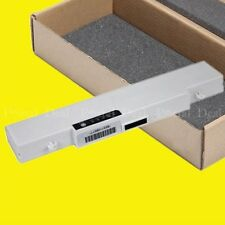 Silver Laptop Battery for Samsung  AA-PB9NC6W AA-PB9NC5B AA-PB9NC6B AA-PB9NC6W/E
