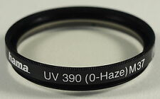 Hama filtro UV filtro filtre (0-Haze) 37e screw-in - 203269