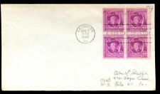 USA 1948 Joel Chandler Harris FDC Cover #C5900