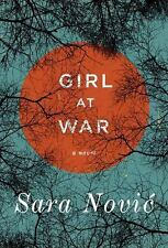 Girl at War: A Novel-ExLibrary