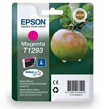 Original Epson T1293 Magenta Ink Cartridge for Stylus BX320fw BX305FW BX630fw