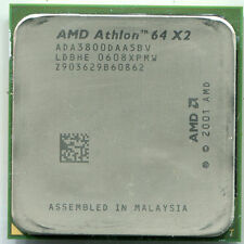 AMD Athlon 64 X2 3800+ socket 939 CPU ADA3800DAA5BV 2.0 GHz Manchester dual core