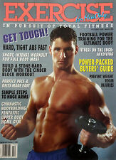 EXERCISE FOR MEN ONLY MAGAZINE OCTOBER 1995 (RARE OOP)