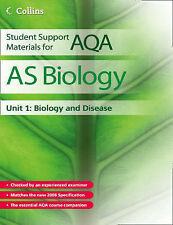 AQA Biology: Biology and Disease (Collins Student Support Materials)
