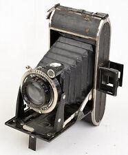 Voigtländer BESSA mit VOIGTAR 1:3,5 F 10,5cm ZWEIFORMAT (Bj. 1935) RARE & DEFEKT