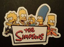 The Simpson family water resistant Sticker laptop suitcase guitar tablet 462