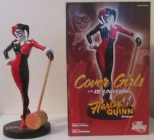 Harley Quinn Cover Girls of the DC Universe Statue Adam Hughes DC Direct 6186