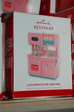 Hallmark 2013 Kitchenette For Christmas Ornament Toy A