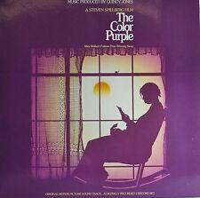 """THE COLOR PURPLE - QUINCY JONES 12""""  2 LP  (Q166)"""