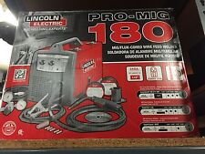 Lincoln Electric Pro Mig 180 Welder