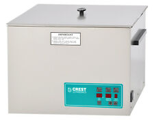 NEW Crest CP1800D 20 Liters Benchtop Ultrasonic Cleaner, Timer, Heat, Degas