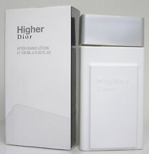 Christian Dior Higher   100 ml After Shave Neu OVP