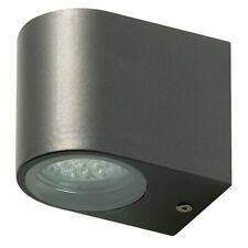 APPLIQUE MURALE LED GU10 21 LED 1 W INTERIEUR / EXTERIEUR ACIER ETANCHE IP44